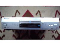 Pioneer dvd player DV668 AV