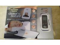 Tommee tippee baby monitor breathing mat excellent condition