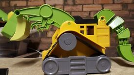 Dinosaur wrecker
