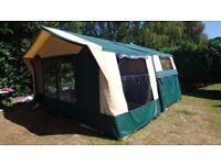 Conway Countryman Folding Camper 4-6 berth