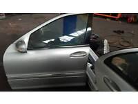 Mercedes C Class Doors Mirrors