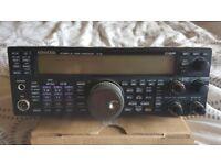 Kenwood 590s widebanded So-3 (tcxo) fitted, power supply (new), sirio 827, zitagi TM999 swr.