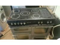 Leisure range electric cooker