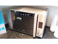 KENWOOD K30CSS13 Combination Microwave - Stainless Steel