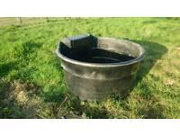 Paxton AT6 water trough 200 gallon