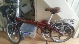 💥BICKERTON FOLD UP BIKE £380 IF GONE TODAY!!!!