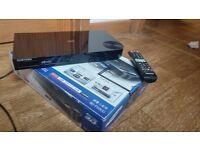 Samsung BD-F6500 3D Blu-Ray Player