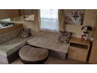 2 bed silver caravan available for hire at valley farm clacton on sea summer holidays