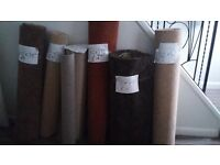 Carpets Perfect for small rooms mobile homes caravans or used as runners.