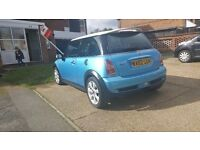 Mini Cooper s jcw supercharged 200bhp with certificate from jcw factory
