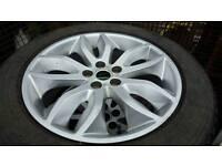 Landrover wheels