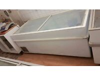 Commercial Chest Freezer, 6.5ft X 3ft Perfect Working Condition £300 O.N.O