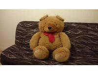 Massive teddy bear