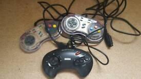 Spares and repairs Sega controllers