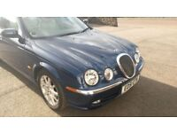**Stunning** Jaguar S-type 4.0 v8 auto ONLY 51813 miles