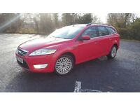 2008 FORD MONDEO ESTATE GHIA 2.0 DIESEL M,O,T FEBRUARY 2018 108,000 MILES FULL SERVICE HISTORY