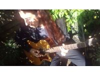 East London Guitar Lessons - first lesson half price!