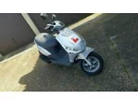 NEW MOT Piaggio Zip 50cc (2008)