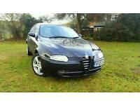 Alfa Romeo 1.6 5 door hatchback, Only 70000 miles, 11 Months M.O.T