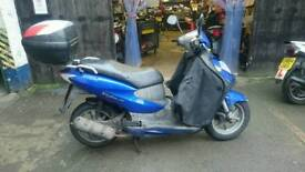 Honda Dylan 125 2007 scooter