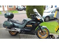 Honda pan european st1100 mint