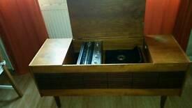Radiogram vintage 1950