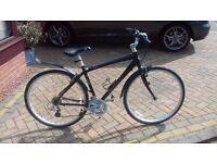 Mens GIANT CRS 3.0 ALU XX Bike.