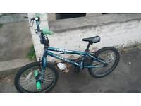 Kids stunt bike