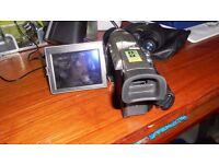 Panasonic nv-ds77 mini dv camera works perfect