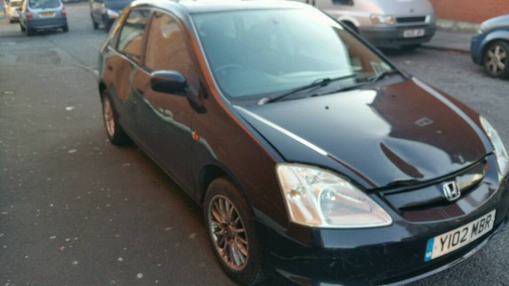 Honda civic 1.4 petrol low mileage **REDUCED TO CLEAR***