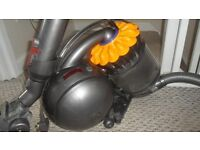 dyson ball animal cylinder hoover
