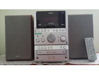 Sony Mini HiFi Unit