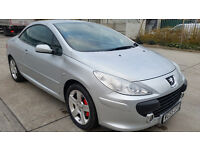 2006 PEUGEOT 307 CC SE 2.0 HDI - FULLY SERVICED, SERVICE HISTORY, LOW MILEAGE, PERFECT CONDITION
