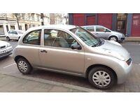 2003 Nissan Micra E 1.0 Liter Petrol 8 Months MOT Full Service History..