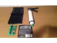 Carp Bait Gun and Rolling Table for sale  Beccles, Suffolk