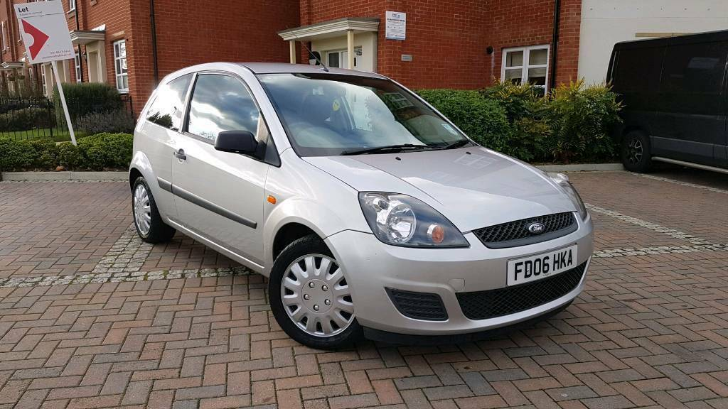 2006 Ford Fiesta 1.25 Style Climate 3dr **F/S/H+CLEAN