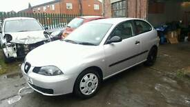 Breaking Seat Ibiza 1.2 Manual 2003 Model
