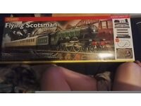 Hornby flying scotsman r1019 boxed