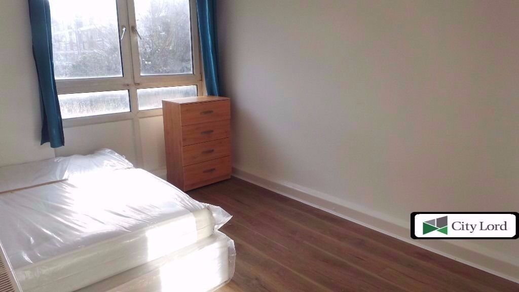 2 Large Double Rooms To Rent In Devons Road, Close To Devons Road DLR. Inc Some Bills (not a studio)