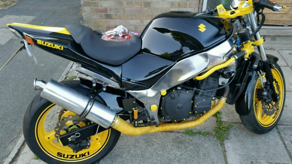 Suzuki rf 600 streetfighter motorcycle | in Basildon ...