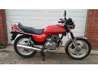 Honda cb250n superdream 1980 classic project