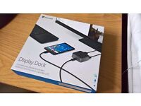 Brand New - Unused - Microsoft Display Dock HD 500