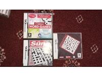 X3 Ds Games