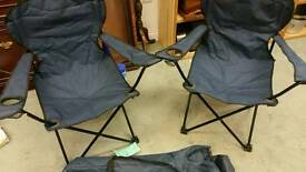 Travel chairs