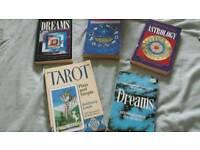Dreams/tarot books