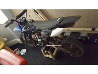 Pitbike terra motor 125cc