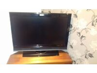 LG 37 inch tv, with built in freeview, hdmi ports and hd ready