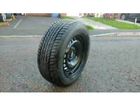 Falken 205/60 R15 91V Brand New Tyre on Steel Wheel
