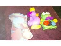 Play toys for bath
