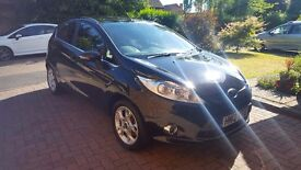 Ford Fiesta Zetec - Immaculate Condition on a 12 plate